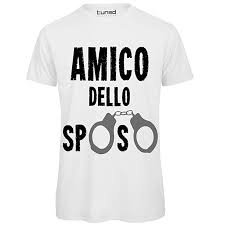 Chemagliette T Shirt Divertente Uomo Maglia Con Stampa Addio Al