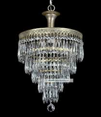 full size of furniture fascinating vintage chandelier crystals 14 beveled glass best of wedding cake antique