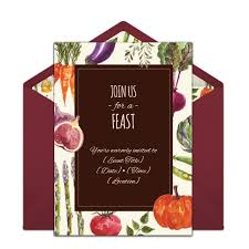 Free Online Thanksgiving Invitations Feast Invitations Thanksgiving Celebrations Free Party
