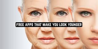 6 free apps that make you look younger