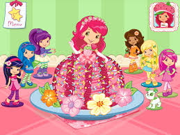 strawberry shortcake wallpapers s2df29e