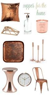 Home Decor Accessories ~ Copper accents are on trend for fall and a  gorgeous choice for the kitchen. Find ways to incorporate this warm,  classic metal into ...