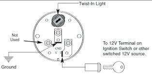 autometer gauge wiring autometer gauge wire size wiring diagram pro
