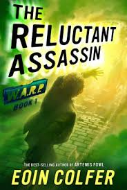 readers mourning the end of the artemis fowl series can take heart this first book in the time bending w a r p series is an all out blast