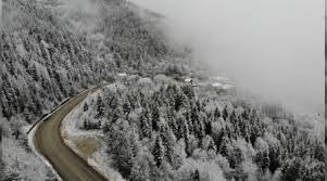 Yeni Mesaj: Safranbolu'ya kar bambaşka yakışıyor
