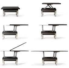 15 adjustable height coffee table ideas