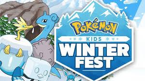 Pokemon opens an interactive winter website for kids, lots of free games  and activities – Jioforme