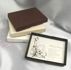 wedding invitation boxes wedding favour boxes, ribbon Wedding Invitation With Box a6 a6 flat invite box size 151x107x20mm wedding invitation with bow