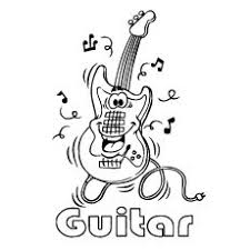 Small Picture Acoustic Guitar Drawing Clipart Free to use Clip Art Resource