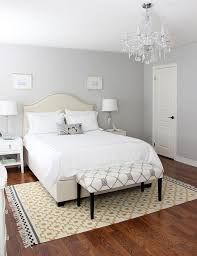 Beautiful A Light Gray Shade Will Give Your Bedroom A Romantic, Classic Feel Thatu0027s  Enhanced With A Touch Of Modernity. Use Bright White Linens To Bring Out  The ...