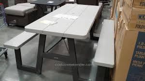table charming costco bistro table 17 impressive on patio furniture exciting folding chairs for inspiring parson