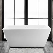 ravenna 65 x 30 freestanding acrylic soaking bathtub