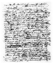 Andrew Jackson to Lewis Fields Linn, June 2, 1842 | Library of Congress