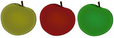 green and red apples clipart. pin apple clipart dark green #13 and red apples