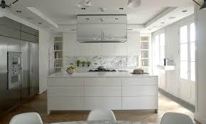 Stainless Steel Kitchen Contemporary Kitchen Stainless Steel Laminate Island