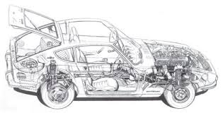 240z techical specifications 240z cut away diagram
