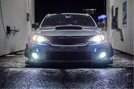 2008 Wrx Fog Light Kit Subaru Gr Wrx Morimoto Xb Led