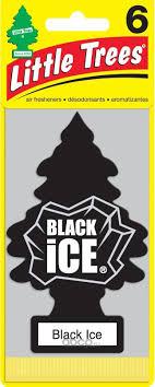 "<b>Little</b> Trees U1P10155RUSS <b>Ароматизатор</b> ""<b>Елочка</b> Черный лед ..."