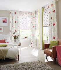 Fenstergestaltung Gardinen Schlafzimmer Gardinen Trends Brillant