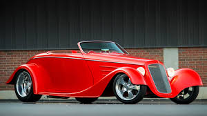 1933 Chevrolet Roadster For Sale - Custom Classics in Island Lake ...