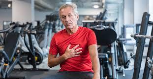 chest and shoulder pain symptoms