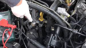 coolant temperature sensor checking out removing it coolant temperature sensor checking out removing it