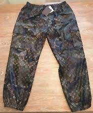 louis vuitton tracksuit. brand new supreme x louis vuitton camouflage monogram cargo track pants size 46 tracksuit o