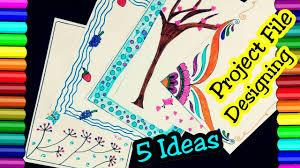 Chart Border Decoration Ideas Chart Border Design Ideas For School Bedowntowndaytona Com