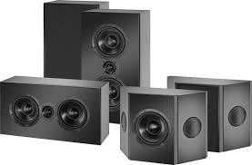 klipsch thx speakers. magnat cinema ultra thx 5.0 klipsch thx speakers