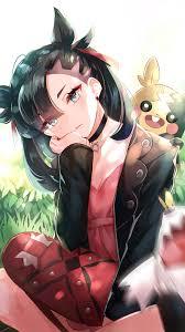 Marnie Morpeko Gym Leader Pokemon Sword ...