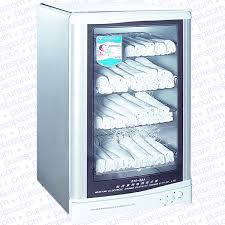 spa towel storage. Perfect Towel Hot Towel Cabinet With UV Sterilizer 125 Capacity By Meishida  CM125A On Spa Storage G