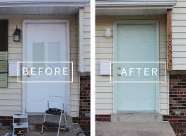 how to replace exterior door trim 1