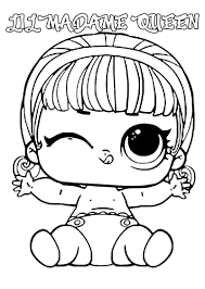 Back to coloring pages lol dolls. Lol Surprise Dolls Coloring Pages Print Them For Free All The Series