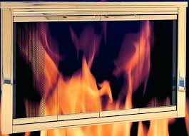 portland fireplace doors portland willamette pendleton fireplace doors