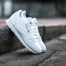 reebok shoes classic leather. reebok classic leather white at a great price £74 buy footshop shoes n