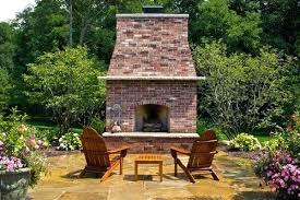 outdoor masonry fireplace brick stone construction cost large backyard small s landscaping inc outdoor masonry fireplace