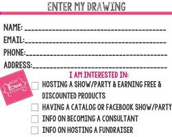 best images of printable prize drawing slips  door prize  printable door prize drawing slips template