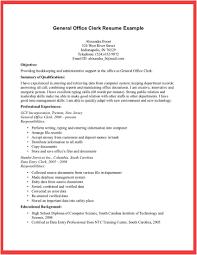 Office Clerk Resume Assistant Sample Pdf Template Free Vozmitut