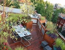 Rooftop Deck, Small Deck, Rooftop Outdoor Living Small Yard Landscaping  Botanical Decorators Olney,