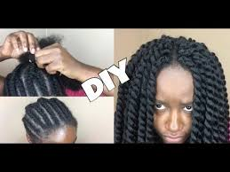 Crochet Twist Braid Pattern Stunning 48 BRADING PATTERN FOR MAMBO TWIST DIY YouTube