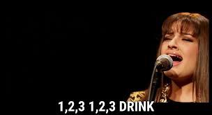 1 2 3 1 2 3 drink