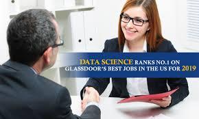 data science ranks no 1 on glassdoor s best jobs in the us for 2019