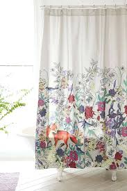 llama shower curtain plum bow forest critters shower curtain urban outfitters magical thinking fancy llama shower