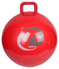 <b>Мяч</b>-попрыгун с ручкой <b>Z</b>-<b>Sports</b>, 65 см - купить по цене 609 руб. в ...