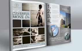 Print Ad Flyer Photoshop Flyer Templates 2 Pack V1 Cursive Q