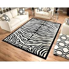 ikea fake animal rug living room remarkable black and white print zebra for decor awesome your