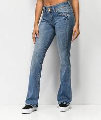 Almost Famous Jeans Size Chart Almost Famous Medium Wash Flare Jeans