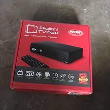 WOW! Digital TV Box FREE SHIPPING, Audio, Other Audio Equipment on Carousell