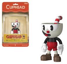 <b>Фигурка Funko Action Figures</b>: Cuphead: Cuphead 33419 (RP ...