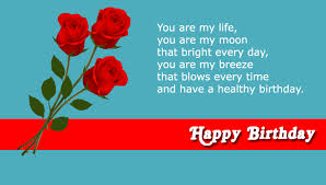 Birthday Quotes For Wife 93 Wonderful Happy Birthday Quotes For Husband Wishes24Lover